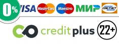 Акция — Займ от МФО Creditplus под 0%